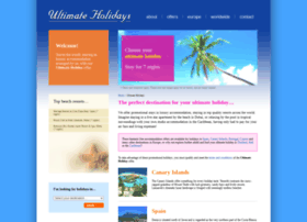 ultimateholidays-worldwide.com