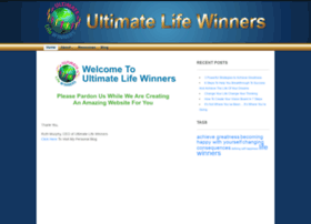 ultimatelifewinners.com
