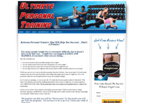 ultimatepersonaltraining.net