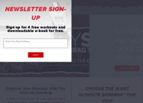 ultimatesandbagtrainingstore.com