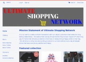 ultimateshoppingnetwork.com