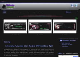 ultimatesoundscaraudio.com