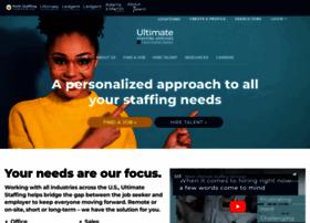 ultimatestaffing.com