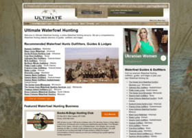 ultimatewaterfowlhunting.com