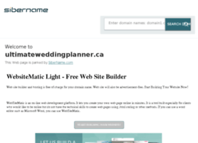 ultimateweddingplanner.ca