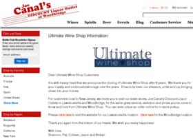 ultimatewineshop.com