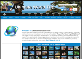 ultimateworldtrip.com