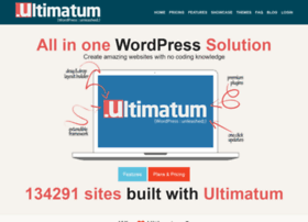 Ultimatumtheme.com