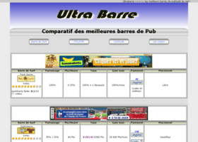 ultrabarre.com
