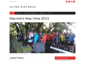 ultradistance.co.uk
