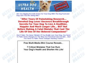 ultradoghealth.com