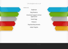 ultradogkennels.co.uk