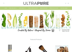 ultrapurecosmetics.com