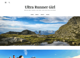 ultrarunnergirl.com