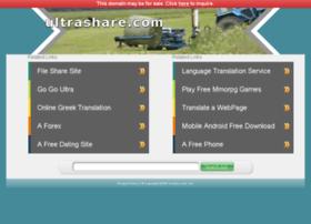 ultrashare.com