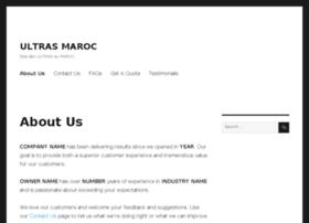ultrasmaroc.com
