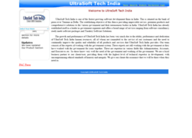 ultrasoftindia.com