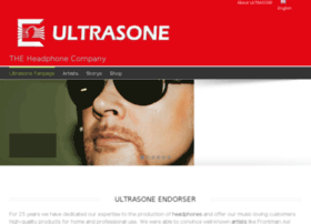 ultrasone-fanpage.com