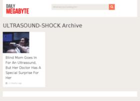 ultrasound-shock.dailymegabyte.com