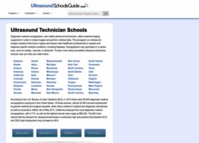 ultrasoundschoolsguide.com