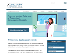 ultrasoundschoolsinfo.com