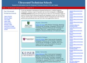 ultrasoundtechnicianschool.net
