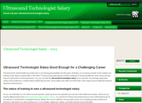 ultrasoundtechnologistsalary.com