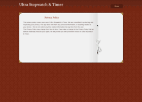 ultrastopwatchandtimer.webs.com