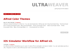 ultraweaver.com
