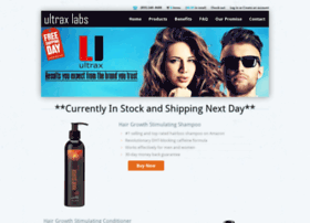 ultraxlabs.com