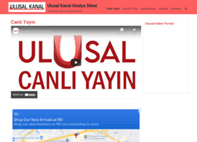 ulusalkanal.net