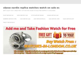 ulysse-nardin-replica-watches.watchonsale.es