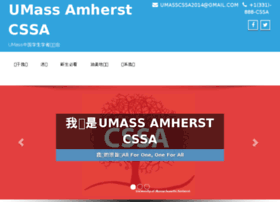 umasscssa.org