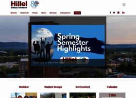 umasshillel.org