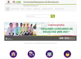 umb.mx