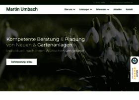 umbach-galabau.de