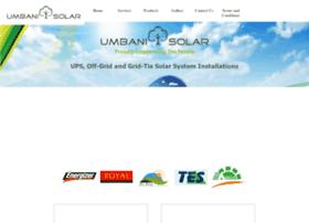 umbani-solar.co.za