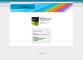 umbop.com