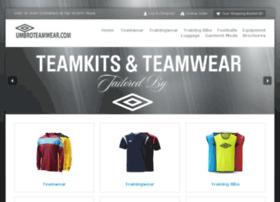 umbrofootballkits.co.uk