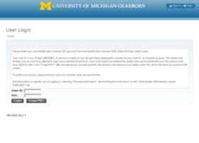 umdearborn.collegescheduler.com