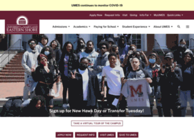 umes.edu