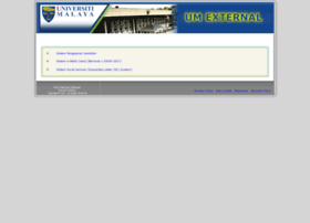 umexternal.um.edu.my