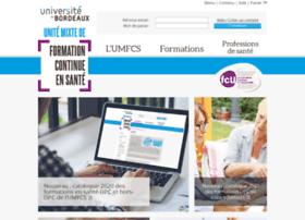 umfcs.u-bordeaux2.fr