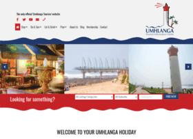 umhlangatourism.co.za