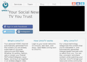 umix.tv