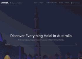 ummahdirectory.com.au