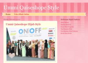 ummiqaiseshope.blogspot.com