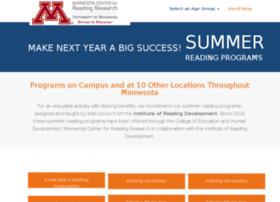 umn.readingprograms.org