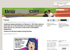 umpbump.com