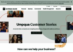 umpquabank.com